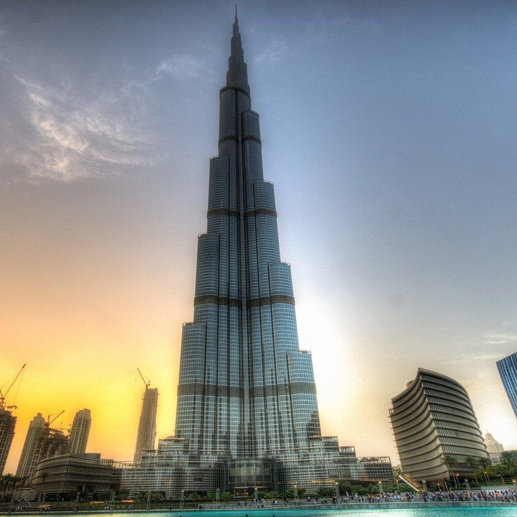 Amazing Burj Khalifa of Dubai